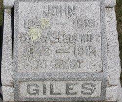 John Simcoe Giles