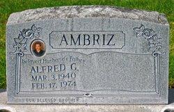 Alfred G Ambriz
