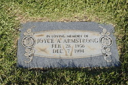 Joyce A. <i>Tucker</i> Armstrong