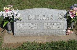 Alvin Dale Dunbar