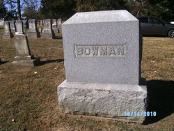 Benjamin F Bowman