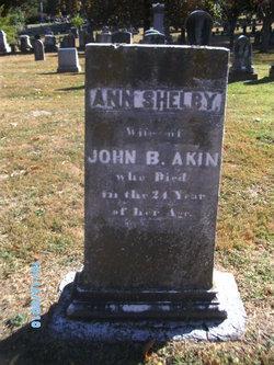 Ann <i>Shelby</i> Akin
