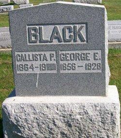 Callista P. <i>Hill</i> Black