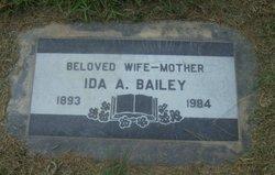 Ida Almina <i>Parker</i> Bailey
