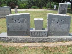 Mamie <i>Hemphill</i> Deaton