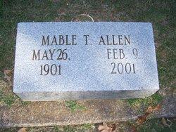Mable <i>Tuck</i> Allen