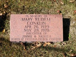 Mary Rudell Conklin
