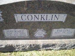 Pauline <i>Goff</i> Conklin