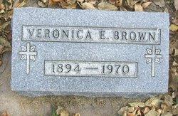 Veronica E. Brown