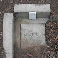 Ida A Brown