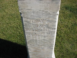 Emily Frances <i>Burnham</i> Crapo