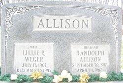 Randolph Allison