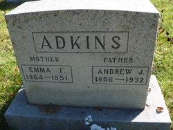 Emma Florence <i>Reedy</i> Adkins