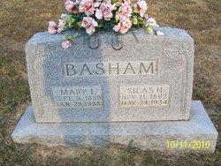 Silas H Basham