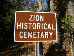 Zion Historical Cemetery
