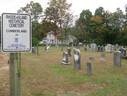 Old Diamond Hill Cemetery