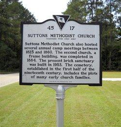 Suttons United Methodist Church Cemetery