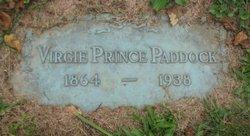 Vergie <i>Prince</i> Paddock