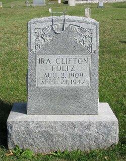 Ira Clifton Foltz