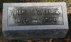 Wilda Welrose Nellia <i>Mullendore</i> Walters