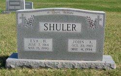 John Arthur Johnnie Shuler