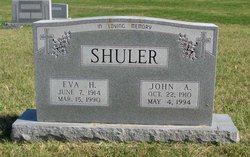 Eva Helen <i>Rinaca</i> Shuler