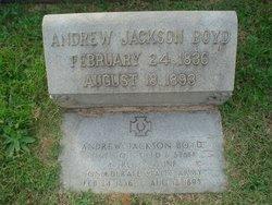 LTC Andrew Jackson Boyd