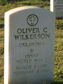 Oliver Curtis Wilkerson