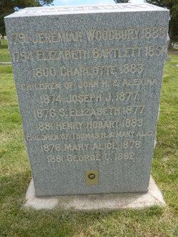 Elizabeth <i>Bartlett</i> Woodbury