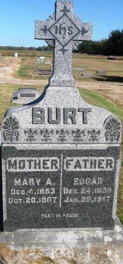 Mary Ann <i>Callahan</i> Burt
