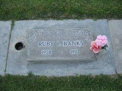 Ruby Lee Banks