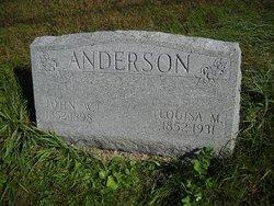 Louisa Mariah <i>Kettle</i> Anderson