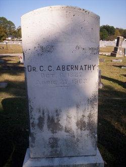 Dr Charles Clayton Abernathy