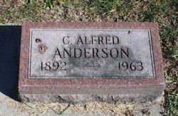 C. Alfred Anderson