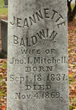 Jeanette Baldwin Mitchell