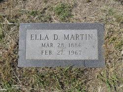 Ella B. <i>Rhea</i> Martin