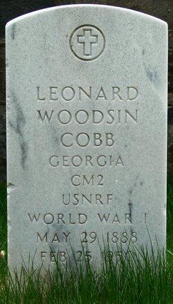 Leonard Woodsin Cobb