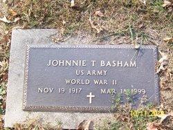 Johnnie Thomas Basham