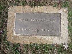 Helen <i>Mansfield</i> Flori