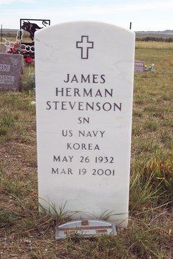 James Herman Stevenson