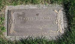 Myrtle J <i>Haugness</i> Daniel