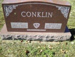 Natella <i>Houk</i> Conklin