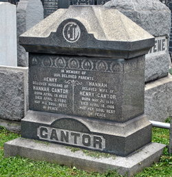 Henry A Cantor