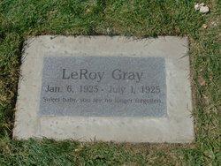 LeRoy Ray Gray