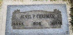 Agnes P <i>Wynne Kilde</i> Chapman