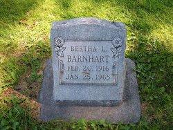 Bertha Lavern Barnhart