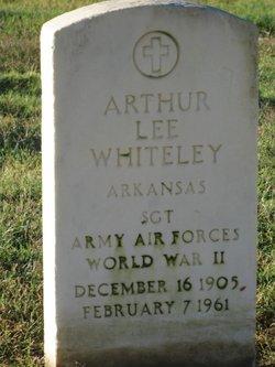 Arthur Lee Whiteley