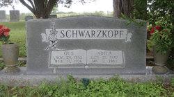Adela <i>Ewald</i> Schwarzkopf