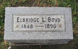 Elbridge Boyd