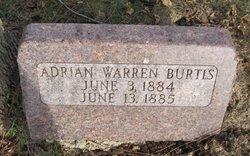 Adrian Warren Burtis